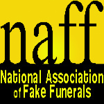 National association of fake funeral directors